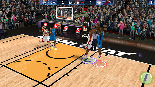 MyPhone A919i Duo Screenshots: NBA 2K13