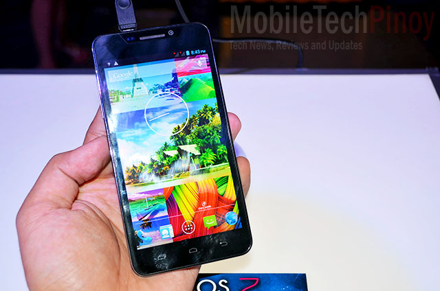 Cherry Mobile Cosmos Z Front