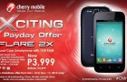 Cherry Mobile Flare 2X Goes on Sale Today Until the 17th at Php3,999!