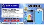 SKK Mobile Wind is a Full Featured 4 Inch Jelly Bean Smartphone for Php2,999