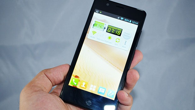 Gionee Pioneer P4 Featured