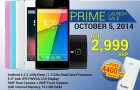 The SKK Mobile Prime: 5 Inch Bang for Buck Smartphone!