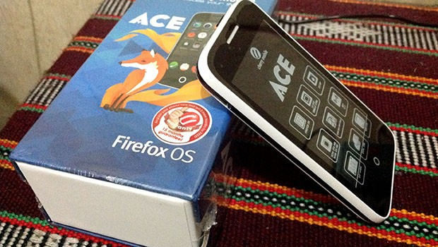 Cherry Mobile Ace with Box