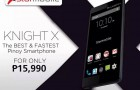 Starmobile Knight X is the Fastest Local Flagship Smartphone to Date!