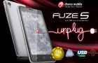 Cherry Mobile Fuze S: Octa-core CPU and 4,000mAh Battery for Php4,499!