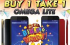 Cherry Mobile Omega Lite Buy 1 Take 1 Sale Goes Nationwide From June 12 to 15!