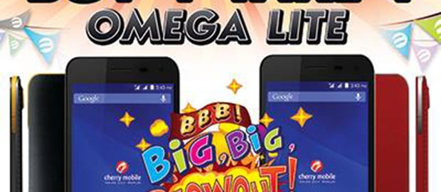 Cherry Mobile Omega Lite Featured